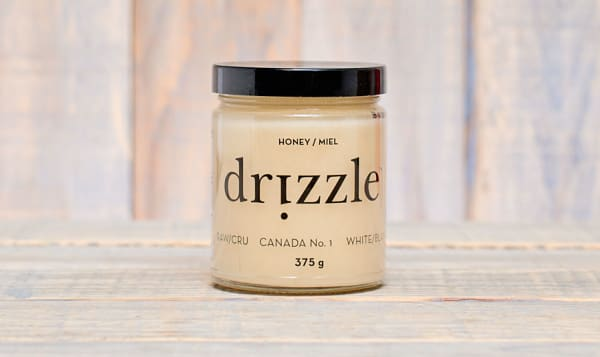 White Raw Honey
