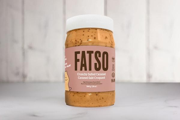 Hybrid Peanut Butter - Salted Caramel