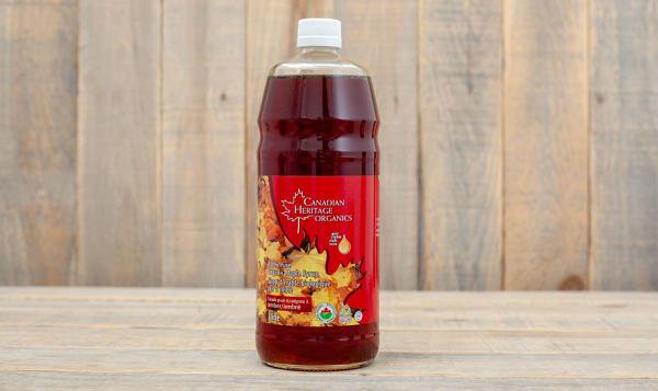 Organic Maple Syrup - #1 Grade A, Amber