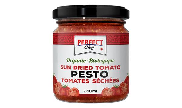 Organic Sundried Tomato Pesto