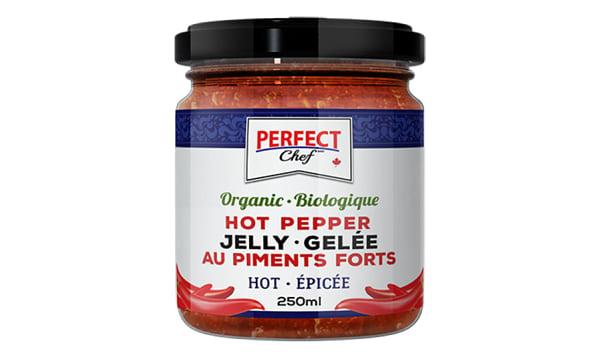 Organic Hot Pepper Jelly