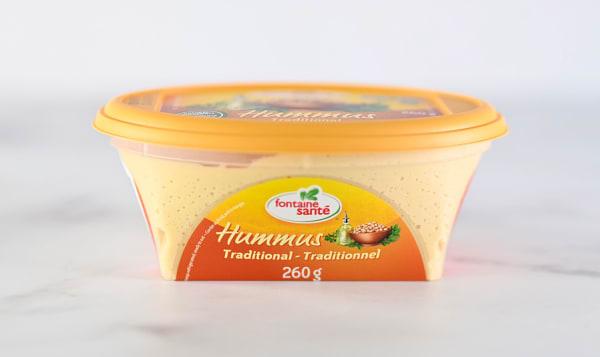 Hummus - Traditional