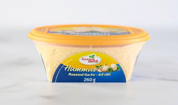 Hummus - Roasted Garlic