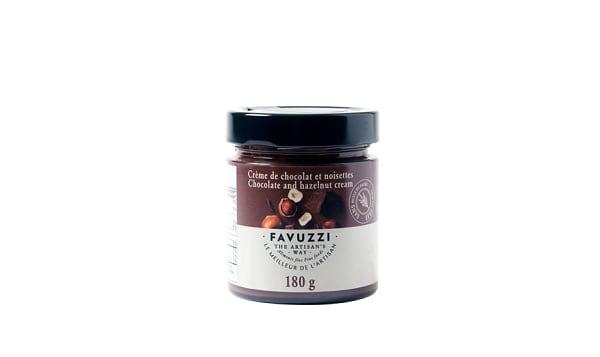 Chocolate and Hazelnuts Cream