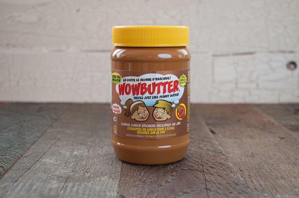 Crunchy Butter - Tastes just like peanut butter!