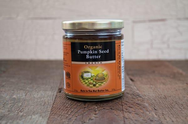 Organic Pumpkin Seed Butter