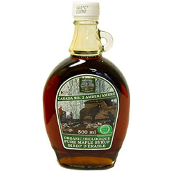Organic Maple Syrup #2 Amber