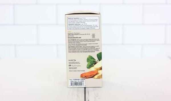 Organic Fermented Turmeric and Ginger (Daily Anti-Inflammatory Shot)