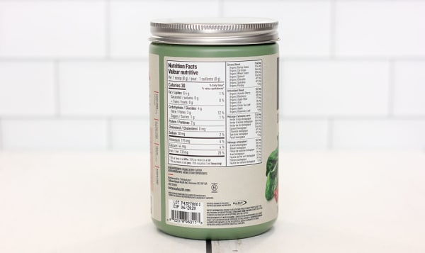 Organic Perfect Greens - Berry (Certified)