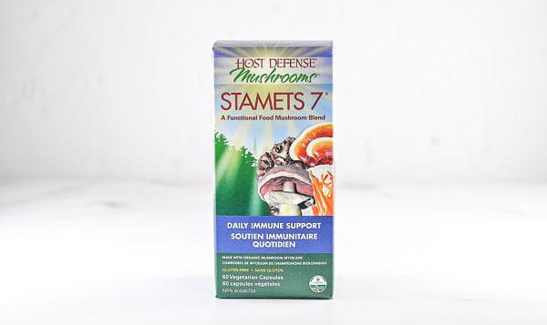 Organic Stamets 7 Capsules
