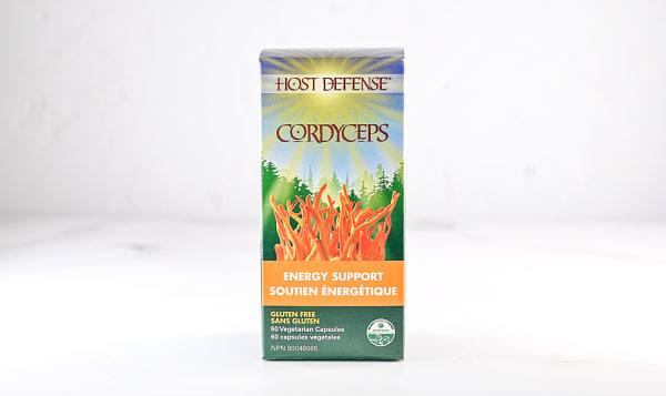 Organic Cordyceps (Cordyceps Sinensis) Capsules