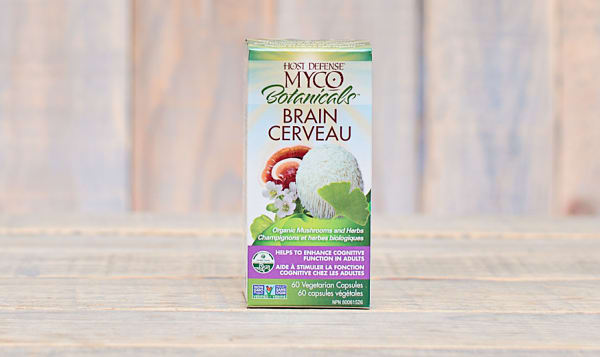 Organic MycoBotanicals Brain