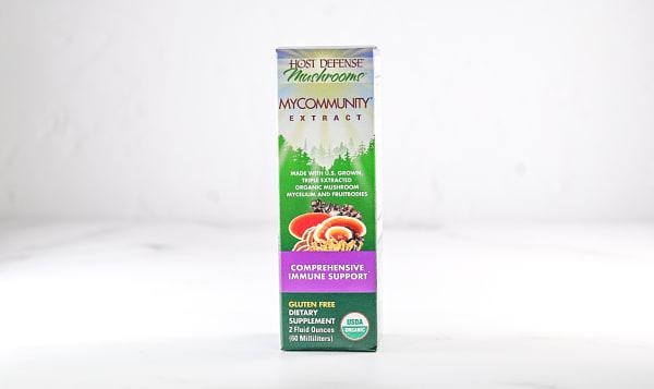 Organic MyCommunity Extract