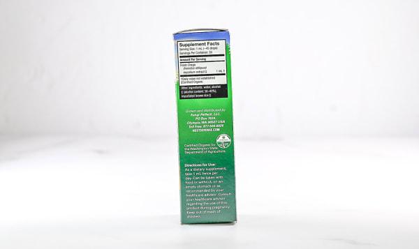 Organic Chaga (Inonotus Obliquus) Extract