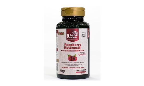 Raspberry Ketones Nx with Razberi-K