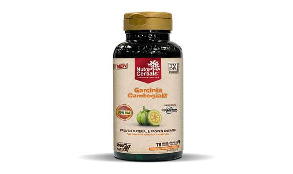 Garcinia Cambogia Nx with Super Citrimax HCA