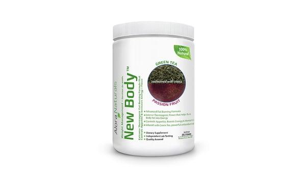 New Body ™ - Passion Fruit Green Tea
