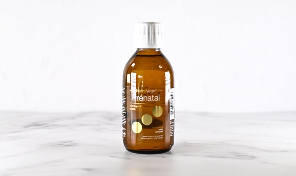 Prenatal Lemon Ginger Omega-3