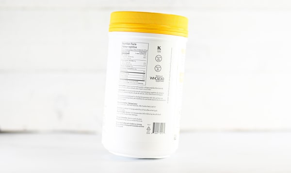Collagen Creamer - Vanilla