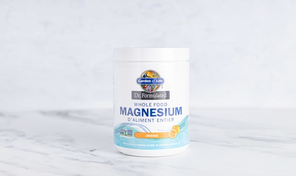 Organic Dr.Formulated - Whole Food Magnesium, Orange