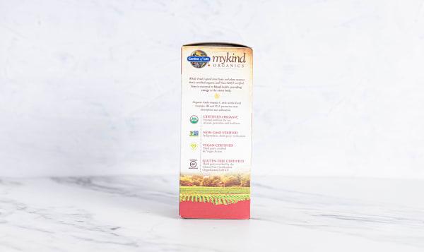 Organic Plant Iron & Organic Herbs