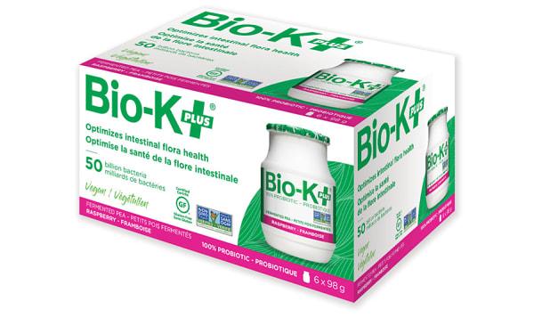 Organic Fermented Non-Dairy Probiotic Drink - Raspberry
