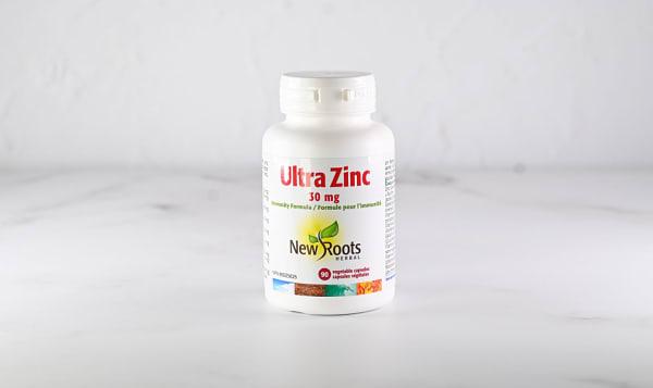 Ultra Zinc, 30 mg