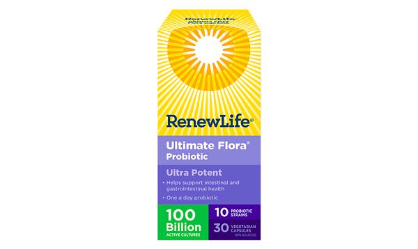 Ultimate Flora Ultra Potent 100 Billion