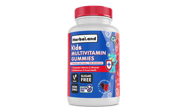 Gummy for Kids: Multivitamins