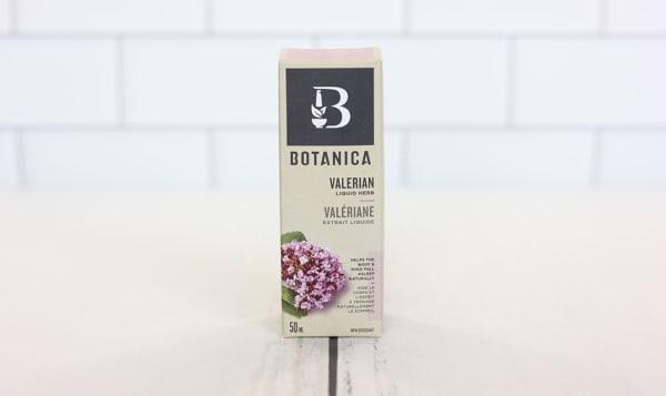 Organic Valerian Liquid Herb - Sedative, Sleep Support