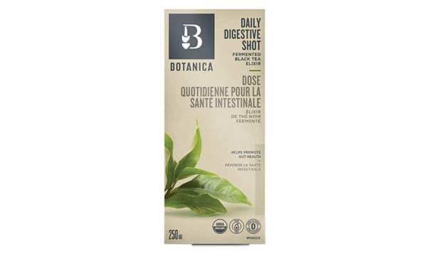 Organic Fermented Kombucha (Daily Digestive Shot)