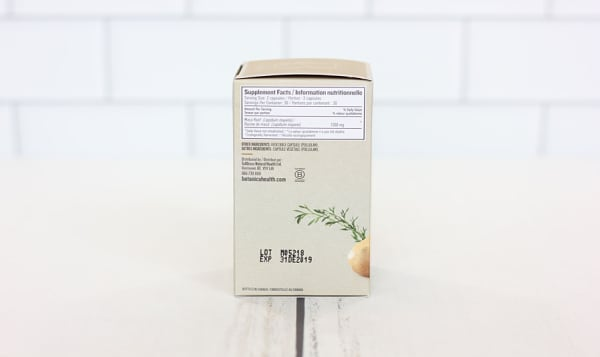 Organic Maca Root Capsules - Adaptogen/Enhances Libido