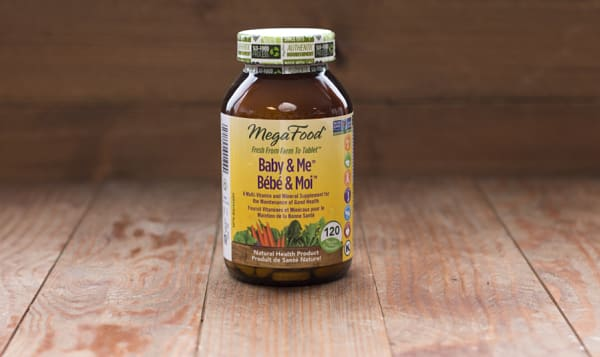 Baby & Me Daily Foods