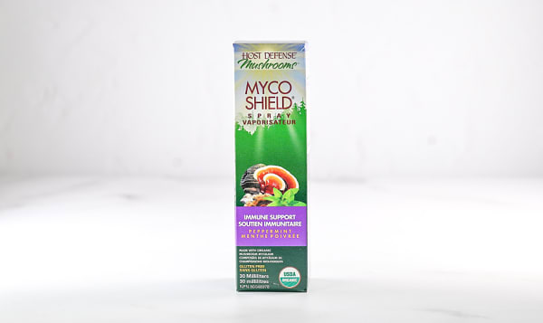 Organic MycoShield Spray - Peppermint