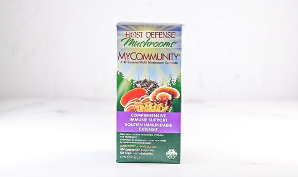 Organic MyCommunity Capsules