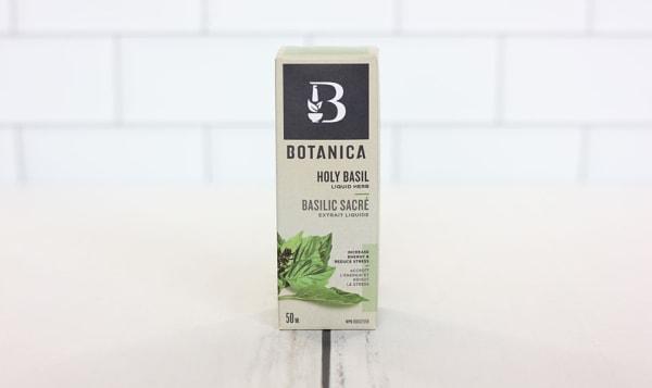 Holy Basil Liquid Herb - Reduces Stress