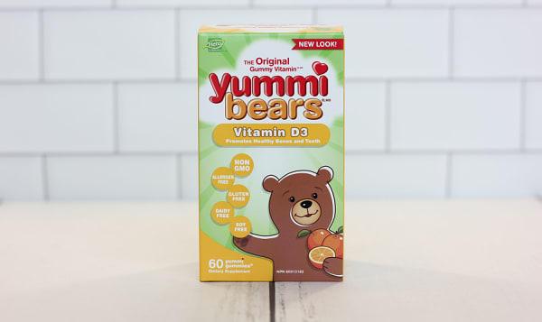 Yummi Bears - Vitamin D3