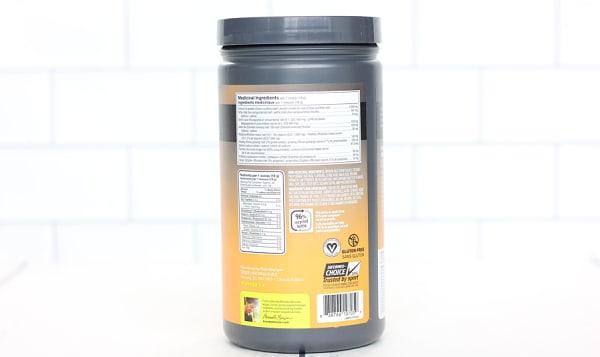 Pre-Workout Energizer Lemon Lime