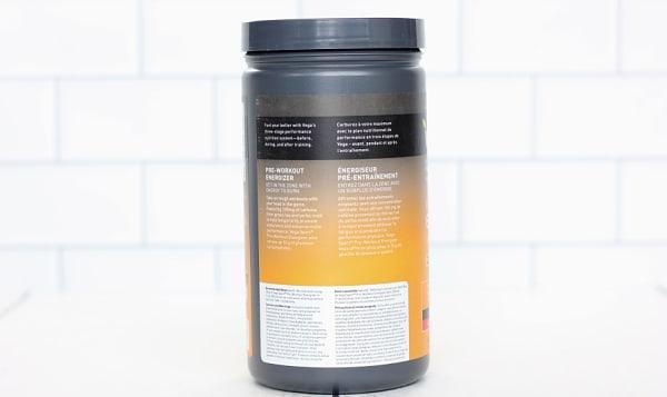 Pre-Workout Energizer Acai Berry Tub