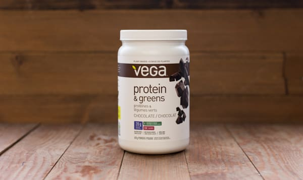 Protein & Greens - Chocolate