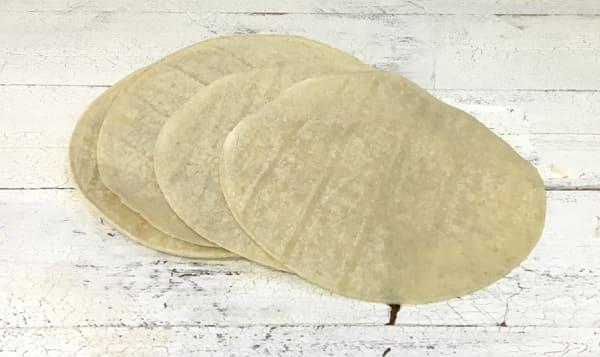 10  Burrito Size - White Wheat Tortilla (Frozen)