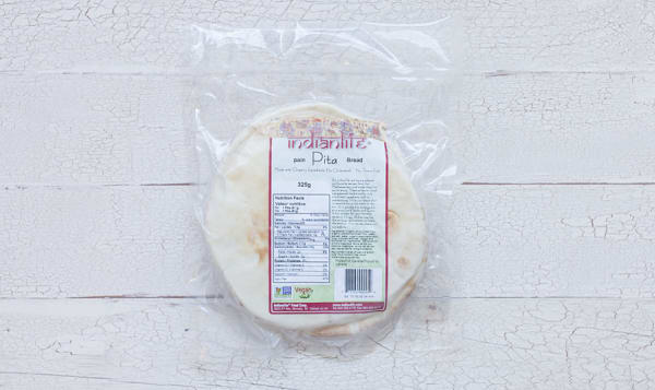 White Pita Bread