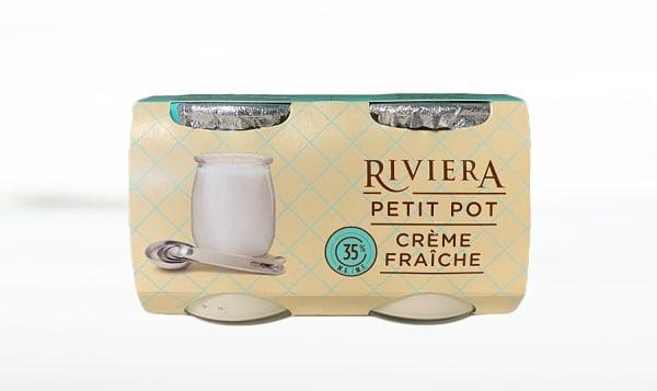Crème Fraiche, 35% MF
