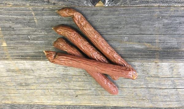 Beef Pepperoni Sticks