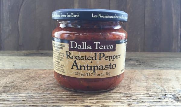 Roasted Pepper Antipasto